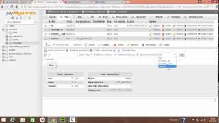 php yorum makale mesajlaşma mysql işlemleri -ders 27