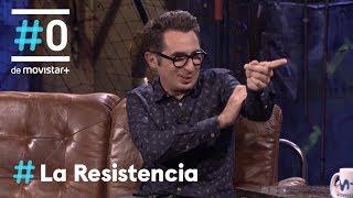 LA RESISTENCIA - De cruising con Berto Romero | #LaResistencia 27.09.2018