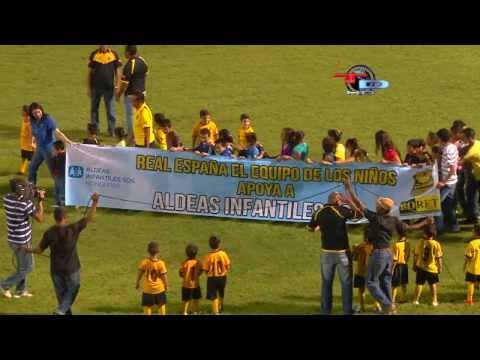 Fecha 2 (Apertura 2013-14) Real España 4-1 Parrillas One HD