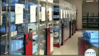 High Density Storage For Hospitals | Medical Shelving and Cabinet Storage Solutions Thumbnail