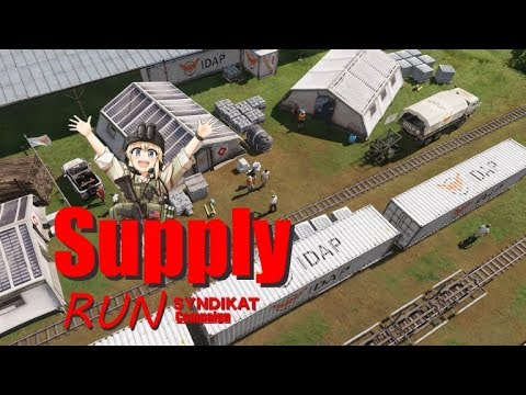 Supply Run: Arma 3 Zeus The Syndikat Campaign Episode 1