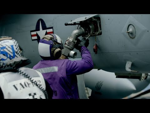 Navy Aviation Boatswain's Mate – Fuel – ABF