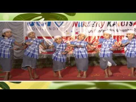 Group Dance   Punnarakathir Koyyan Vayoo   J C I Nursery Kalolsavam