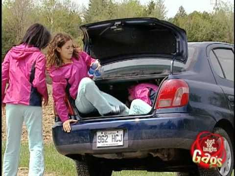 One Triplet Girl Prank