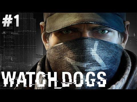 Watch Dogs - Hacker Okan - Bölüm 1