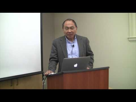 Francis Fukuyama: The State and Private Sector Development Pt. 1