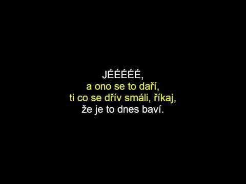 Johny Machette - Se Zbláznim   PRVNÍ KARAOKE !! + text