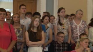 видео Подготовка школьников, студентов и аспирантов к экзаменам (математика, физика, русский язык)