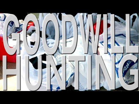 GOODWILL HUNTING FT. COACH, LONGCHAMP, MICHAEL KORS, LE CREUSET, AND RALPH LAUREN