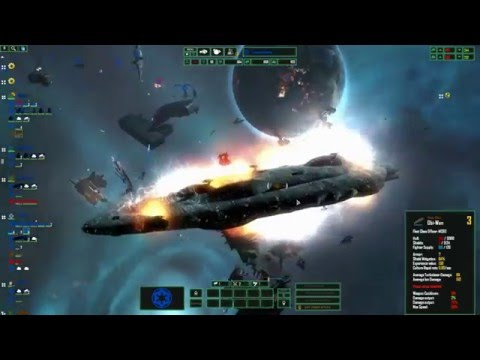 Star Wars: Ascendancy (Cooperative 2v2 Empire Vs New Republic) Ep 2