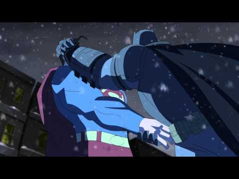 Batman: The Dark Knight Returns Part 2 - Trailer