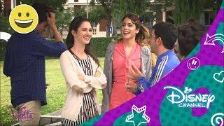 Disney Channel España | Diario de Rodaje Violetta en Madrid - Primer día de rodaje