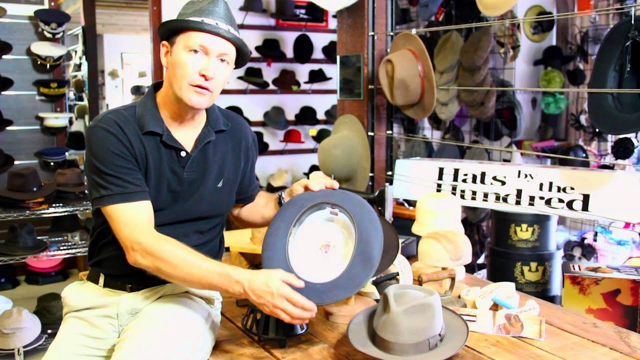 Akubra Stylemaster Hat Review- Hats By The Hundred - YouTube 8cb5abf09d6c