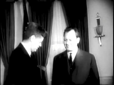 JFK Meets with West Berlin Mayor Willy Brandt » March 19, 1961