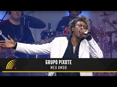 Pixote - Meu Amor - 15 Anos (Ao Vivo em São Paulo)