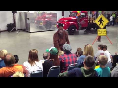 Bigfoot Day in Knox County, Tennessee