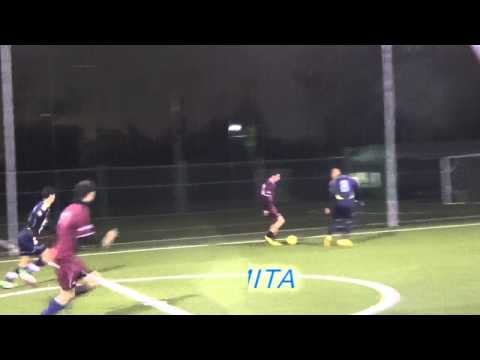 "gol ""B. Fieuj - Santa Rita FC"""