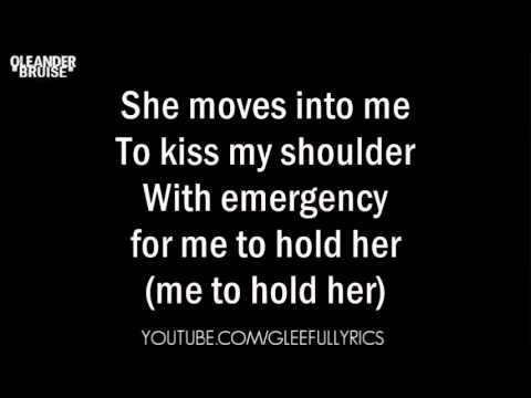 Oleander - Bruise (Lyrics)