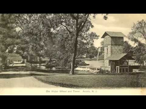 Greetings From Bergen County Paramus New Jersey Vintage