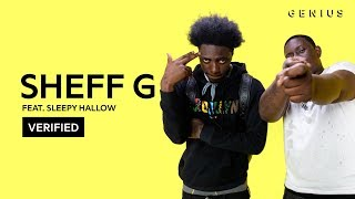 "Sheff G & Sleepy Hallow ""Flows"" Official Lyrics & Meaning | Verified"
