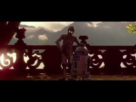 Anakin and Padme's Wedding (HD)