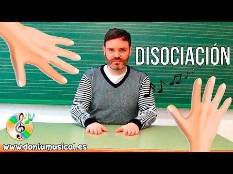 Juego de manos con disociación rítmica DONLUMUSICAL