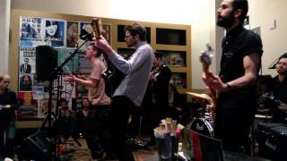 Hudson Taylor - Pray For The Day (Acoustic at Eurosonic/Noorderslag 2014)