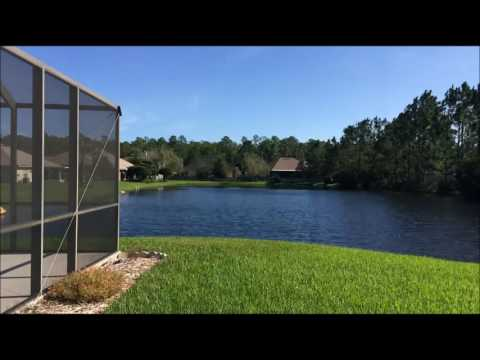 TimeLapse in North Florida - Post hurricane sunshine