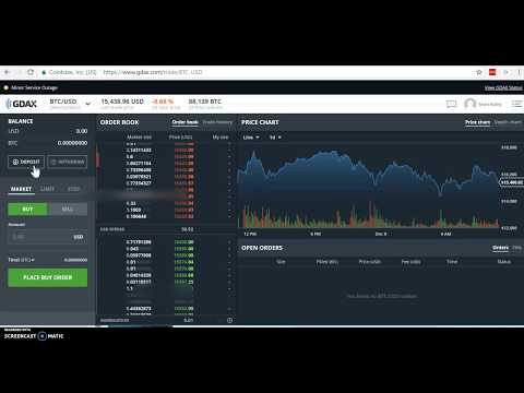 How To Transfer Funds from Coinbase to Gdax and SAVE MONEY