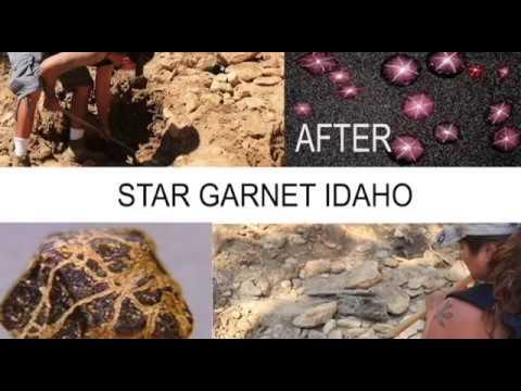 Star Garnet Idaho