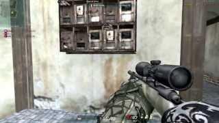 A.V.A - M24 FFA Gameplay