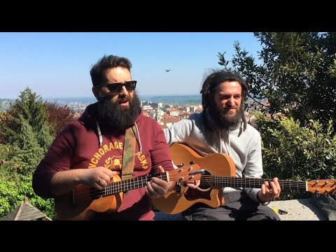 Three Little Birds - Bob Marley (acoustic cover)
