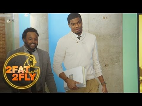 The Guys Take on a High Stakes Investors Meeting | 2 Fat 2 Fly | Oprah Winfrey Network