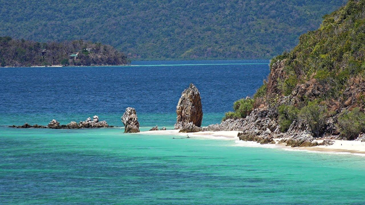Coron Island Hopping Palawan Philippines In 4k Ultra Hd