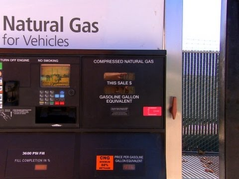 CNET On Cars - Car Tech 101: Inside natural-gas cars