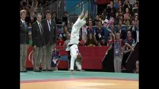 Judo highlights   London 2012 Paralympic Games