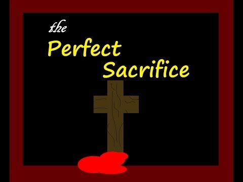 """Perfect Sacrifice"" 🎵Christian Rap/R&B - Lyric Music Video - Lauren Lindsay"