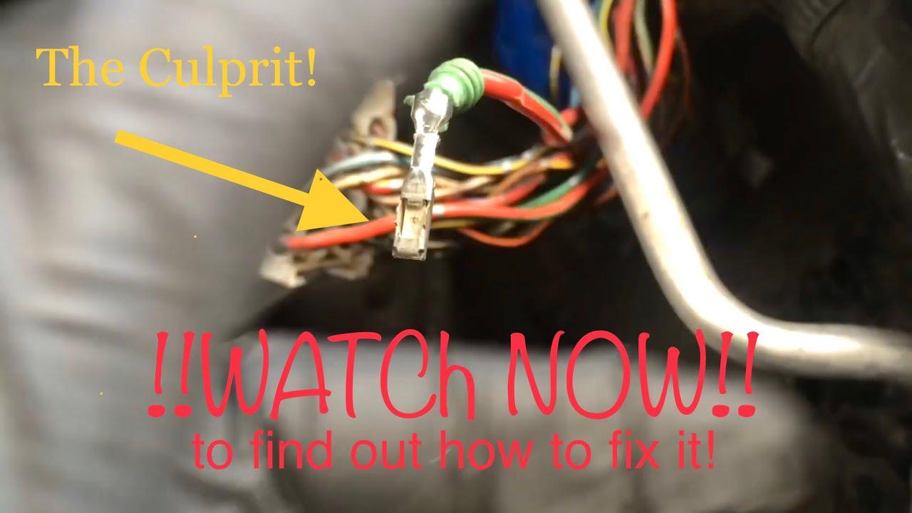 Nissan Xterra Diagram Tomar Light Bar Wiring Solved !!! Ecu Ecm No Communication . Free To Fix : How Ep 7 - Youtube