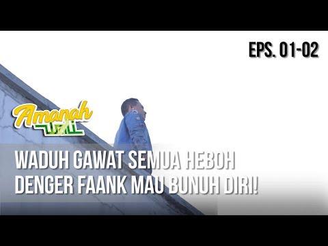 AMANAH WALI 3 - Waduh Gawat Semua Heboh Denger Faank Mau Bunuh Diri! [06 Mei 2019]