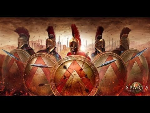Sabaton - Sparta (Lyrics) (Music Video)