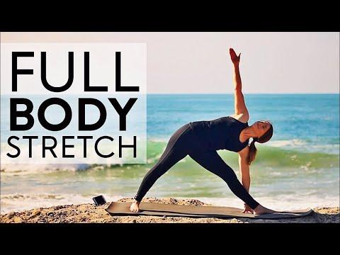 Fun-Loving Full Body Yoga Stretch (20 min routine)