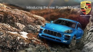 Photoshop CC Speedart: Porsche Macan - Photo Manipulation - By ArmaganVideos
