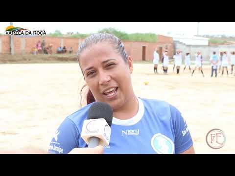 Copa Jacuipe de Futebol Feminino V da Roça Vence São José do jacuípe