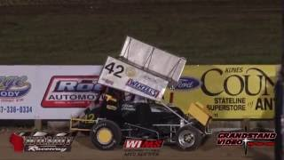 Wilmot Raceway Mini Sprint Feature Highlights