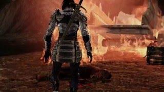 Testing - Dragon Age Origins Clips - 300 soundtrack - Fever Dream