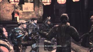 Xbox 360 Longplay [147] Gears of War 1 (part 1 of 2)