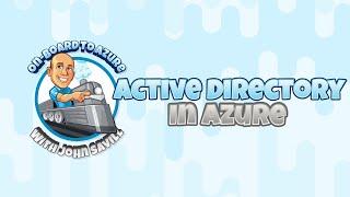 Active Directory in Azure