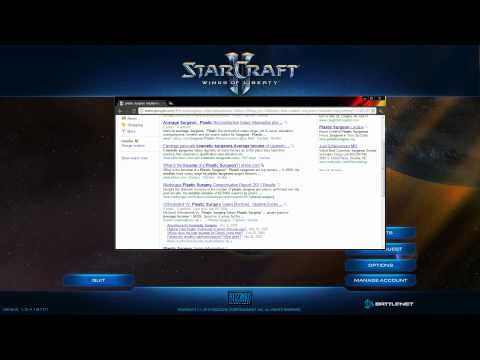 Destiny calling DDoS kid - Starcraft 2