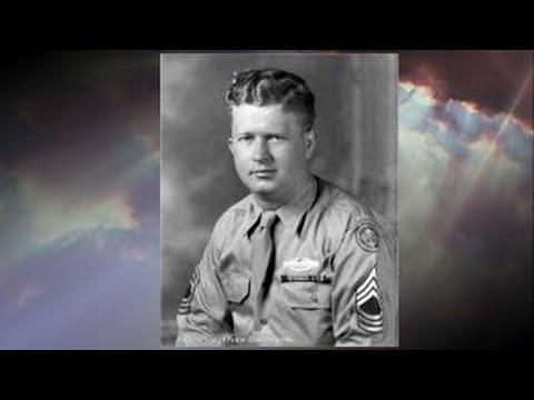 Master Sgt. Roddie Edmonds honored with Yehi Or Award