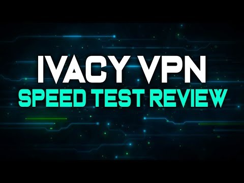 IVACY VPN Speed Test Review - Spin The Wheel #1